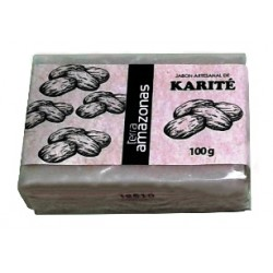 Jabón artesano de Karité 100g.