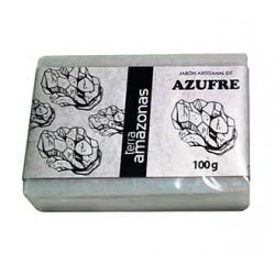 Jabón artesano de Azufre 100gr.