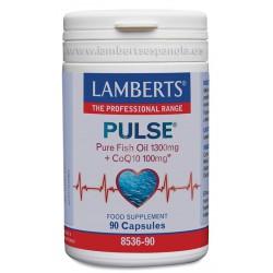 PULSE® con Omega 3 y Coenzima Q10