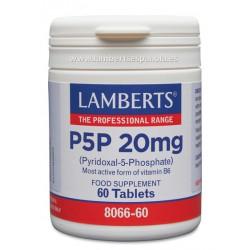 P5P Piridoxal 5 Fosfato o Vitamina B6 en forma activa