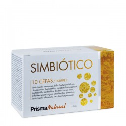 Simbiótico Prisma Natural (15 sticks)