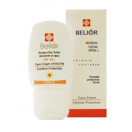 Crema Fluida Solar para Cara y Cuello SPF50+ 40 ml