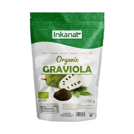 Graviola orgánica en Polvo 150gr.