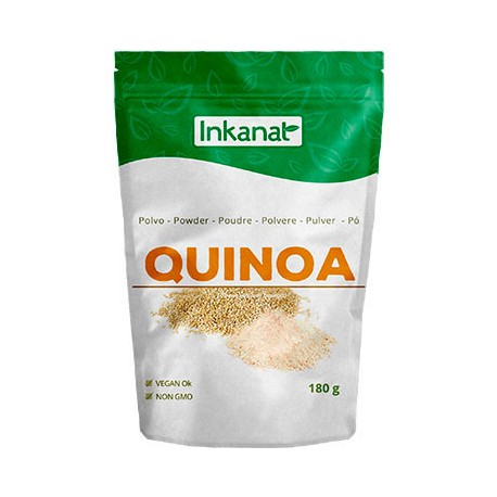 Quinoa en polvo 180gr.