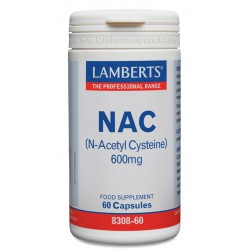 NAC (N-Acetil Cisteina) 600mg