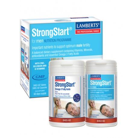 StrongStart® para Hombres