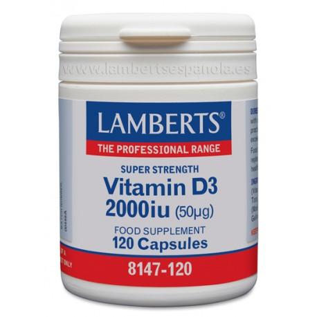 Vitamina D3 2000 UI (50 µg)
