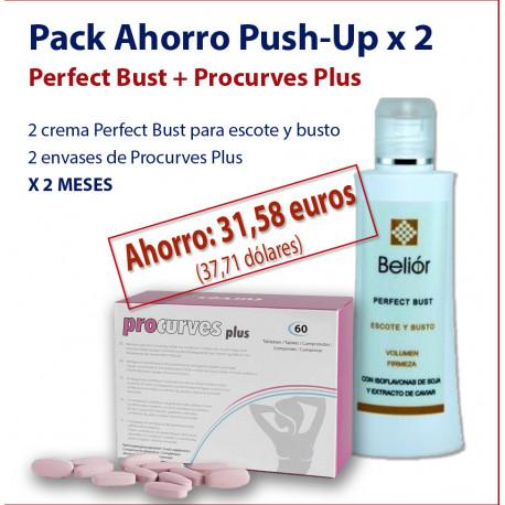 Pack Ahorro Push Up + Procurves