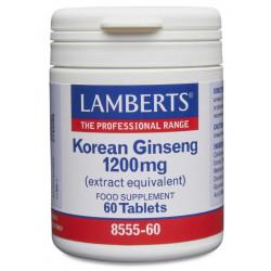 Ginseng Koreano 1200mg