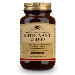 Nutri Nano Coenzima Q10 50 Cap Solgar