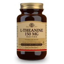 Teanina 60 capsulas 150Mg Solgar
