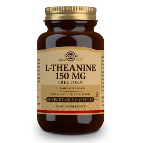 L-Teanina 150 mg - 60 Solgar