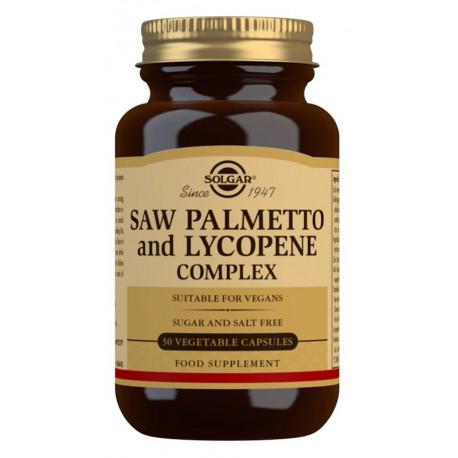 Saw Palmetto y Lycopene Complex 50 cap