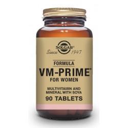 Vm Prime Women +50 90 comprimidos Solgar