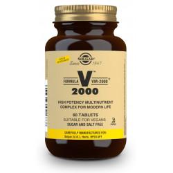 Vm 2000 60 comprimidos Solgar