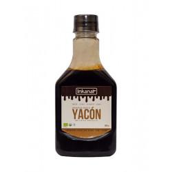 Sirope de Yacón BIO 200 ml.