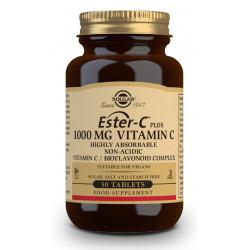 Vitamina Ester-C Plus 1000Mg 30 comprimidos Solgar