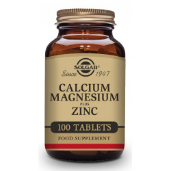 Calcio / Magnesio plus Zinc - 100 Comprimidos