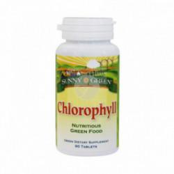 Clorophyll 90comprimidos Sunny Green Solaray
