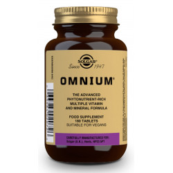 Omnium multivitamínico 90 comp Solgar