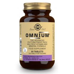 Omnium multivitamínico 60 comp Solgar