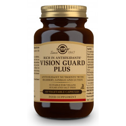 Vision Guard Plus 60 capsulas Solgar
