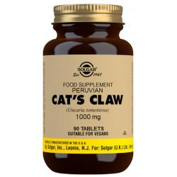 Uña de gato 1000Mg 90 comprimidos de Solgar