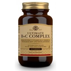 Ultimate B+C Complex Solgar