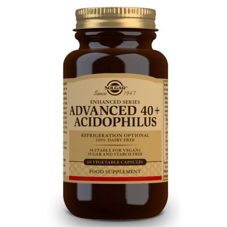 40 Plus Acidophilus Avanzado PROBIÓTICO