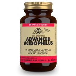 Acidophilus Avanzado 100Capuslas Solgar