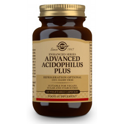Acidophilus Plus Avanzado (no lácteo) - 60 Cápsulas vegetales