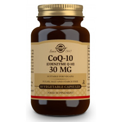 Coenzima Q10 Max 30Mg 60Cap Solgar