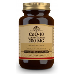 Coenzima Q10 200Mg 30 cápsulas Solgar