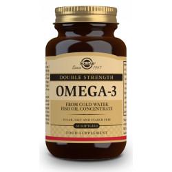 """Omega 3 """"Alta Concentración"""" 60cap Solgar"""