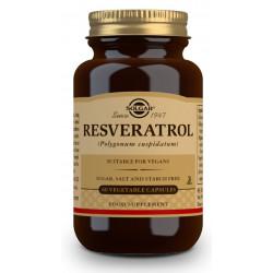 Resveratrol 100Mg 60 capsulas Solgar