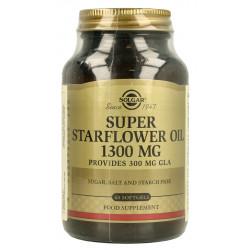 Aceite De Borraja 1300Mg 60capsulas Blandas Solgar