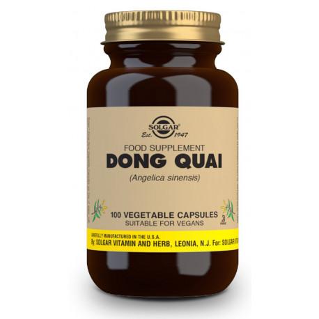 Angelica Cap Dong Quai 520Mg Solgar