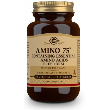 Amino 75 - 30 Cápsulas vegetales