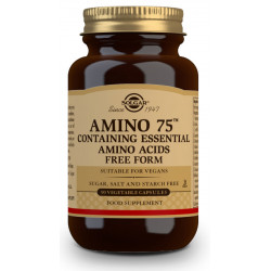 Amino 75 90 capsulas Solgar