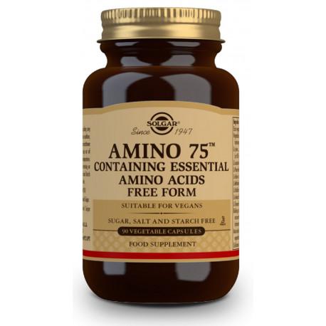 Amino 75 - 90 Cáps vegetales