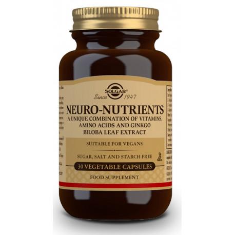 Neuro Nutrientes - 30 Cápsulas vegetales