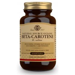 Beta-Caroteno Oceánico (7 mg) - 60 Cápsulas blandas