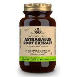 Astragalus capsulas Estandarizada Solgar
