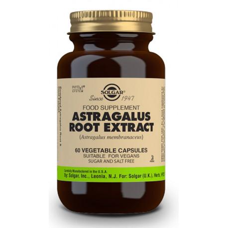 Astrágalus Extracto de Raíz (Astragalus membranaceus) - 60 Cáp vegetales