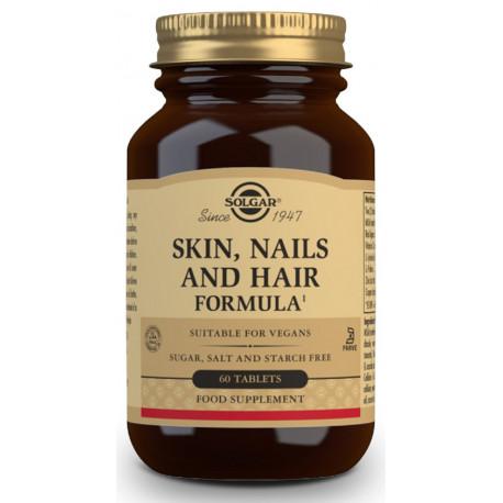cabello piel y Uñas 60 comprimidos Solgar