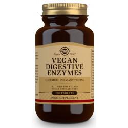 Enzimas Digestivas veganas 250 comp Solgar