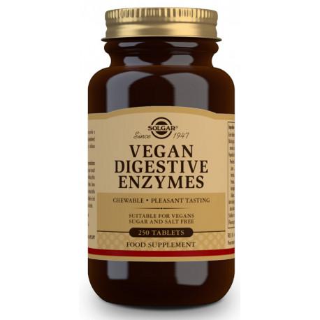 Enzimas Digestivas - 250 Comprimidos