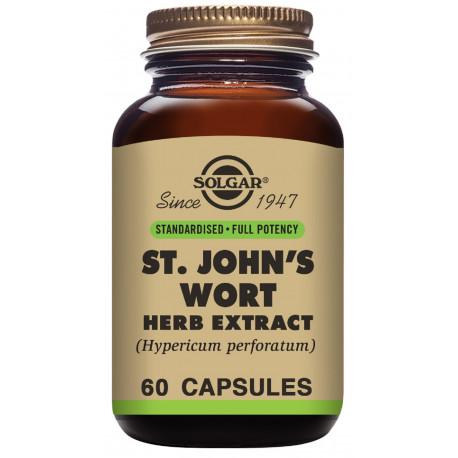 "Hipérico (Hypericum perforatum) 175 mg (""corazoncillo"") - 60 Cáps vegetales"