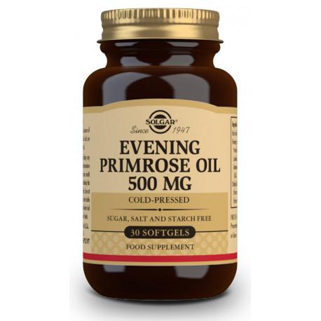 Aceite de onagra (Prímula) 500 mg - 30 Cápsulas blandas