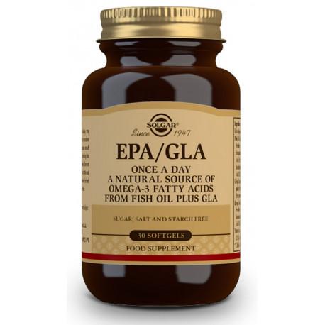 EPA / GLA (una al día) - 30 Cáps blandas